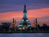 Wat Arun, Bangkok, Thailand Photographic Print by Gavin Hellier