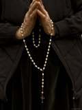 Rosary, Maramures, Romania Photographic Print by Russell Young