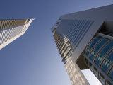 Emirates Towers, Dubai, United Arab Emirates Photographic Print by Gavin Hellier
