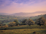 Brecon Beacons, Wales Photographic Print by Jon Arnold