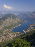 Kotor, Bay of Kotorska, Adriatic Coast, Montenegro Photographic Print by Gavin Hellier