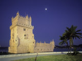 Belem Tower, Lisbon, Portugal Photographic Print by Jon Arnold