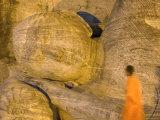 Buddha Statue, Gal Vihara, Polonnaruwa, Sri Lanka Photographic Print by Gavin Hellier