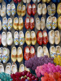 Souvenir Clogs, Amsterdam, Holland Photographic Print by Peter Adams