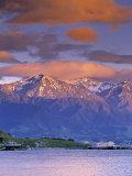 Kaikoura Range, South Island, New Zealand Photographic Print by Doug Pearson