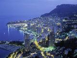 Monte Carlo, Monaco Photographic Print by Gavin Hellier