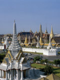 Grand Palace, Bangkok, Thailand Photographic Print by Steve Vidler