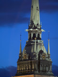 German Church Tower, Gamla Stan, Stockholm Photographic Print by Russell Young