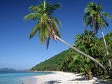 El Nido, Palawan Island, Philippines Fotodruck von Peter Adams