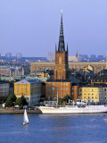 Riddarholmen and Gamla Stan, Stockholm, Sweden Photographic Print by Jon Arnold