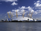 Millennium Dome, Greenwich, London, England Photographic Print by Rex Butcher