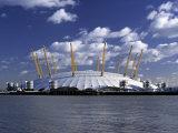 Millennium Dome, Greenwich, London, England Photographic Print by Rex Butcher