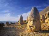 Nemrut Dagi, Turkey Photographic Print by Peter Adams