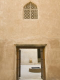 Jabrin Fort, Western Hajar Mountains, Oman Photographic Print by Walter Bibikow