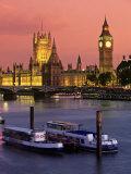 Parliament, London, England Photographic Print by Doug Pearson