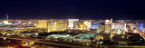 Flamingo Road, Las Vegas, Nevada, USA Photographic Print by Walter Bibikow