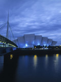 Scottish Exhibition Centre, Glasgow, Scotland Photographic Print by Doug Pearson