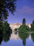 Buckingham Palace and St. James Park, London, England Photographic Print by Doug Pearson