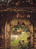 Forbidden Purple City, Hue, Vietnam Photographic Print by Walter Bibikow