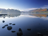 Derwent Water, Lake District, Cumbria, England Photographic Print by Peter Adams