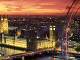 Houses of Parliament, London, England Photographic Print by Doug Pearson