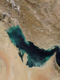 Persian Gulf Photographic Print by Stocktrek Images