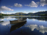 Grasmere, Lake District, Cumbria, England Photographic Print by Jon Arnold