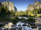 El Capitan, Yosemite National Park, California, USA Photographic Print by Walter Bibikow