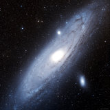 Andromeda Galaxy Photographic Print by  Stocktrek Images