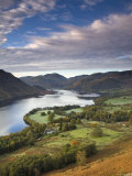Ullswater, Lake District, Cumbria, England Photographic Print by Doug Pearson