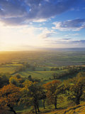 Gloucestershire, England Fotografie-Druck von Peter Adams