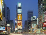 Times Square, New York, USA Photographie par Jon Arnold