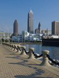 Cleveland, Ohio, USA Photographic Print by Alan Copson