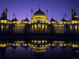 Royal Pavilion, Brighton, East Sussex, England Photographic Print by Rex Butcher