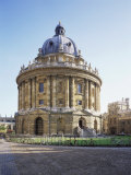 Radcliffe Camera, Oxford, England Photographic Print by Jon Arnold