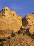 Mount Rushmore, South Dakota, USA Photographic Print by Walter Bibikow
