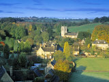 Naunton, Cotswolds, Gloucestershire, England Photographic Print by Peter Adams