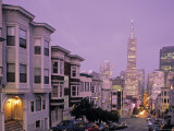 San Francisco, California, USA Photographic Print by Demetrio Carrasco