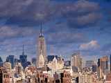 Empire State Building, New York City, USA Photographic Print by Doug Pearson
