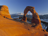 Delicate Arch, Arches Np, Utah, USA Photographic Print by Gavin Hellier