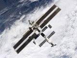 International Space Station Photographic Print by Stocktrek Images
