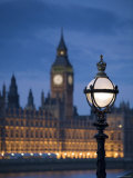 Big Ben, Houses of Parliament, London, England Photographic Print by Doug Pearson