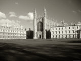 Kings College and Chapel, Cambridge, England Photographic Print by Alan Copson