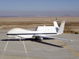 RQ-4 Global Hawk Photographic Print by  Stocktrek Images