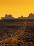 Monument Valley, Utah, USA Photographie par Gavin Hellier