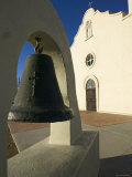 Mission San Antonio de Los Tiguas, El Paso, Texas, USA Photographic Print by Walter Bibikow