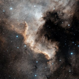 North American Nebula Photographic Print by  Stocktrek Images