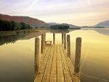Derwent Water, Lake District, Cumbria, England Photographie par Peter Adams