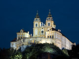Melk Abbey, Melk, Wachau, Lower Austria, Austria Photographic Print by Doug Pearson