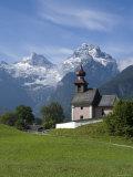 Au, Near Lofer, Salzburg State, Austria Photographic Print by Doug Pearson